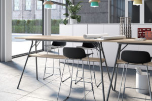 Table haute MAX 1